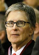 Red Sox owner John Henry. (AP)
