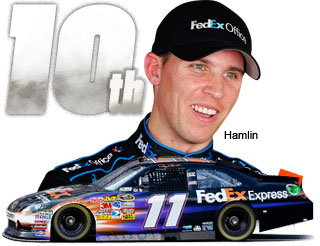 Top 20 Countdown: No. 10 Denny Hamlin