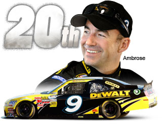 Top 20 Countdown: No. 20 Marcos Ambrose