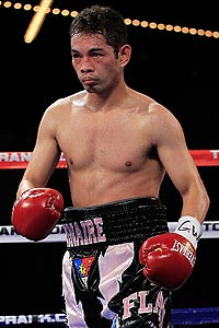 Nonito Donaire moved up to super bantamweight in search of better competition. (Getty)