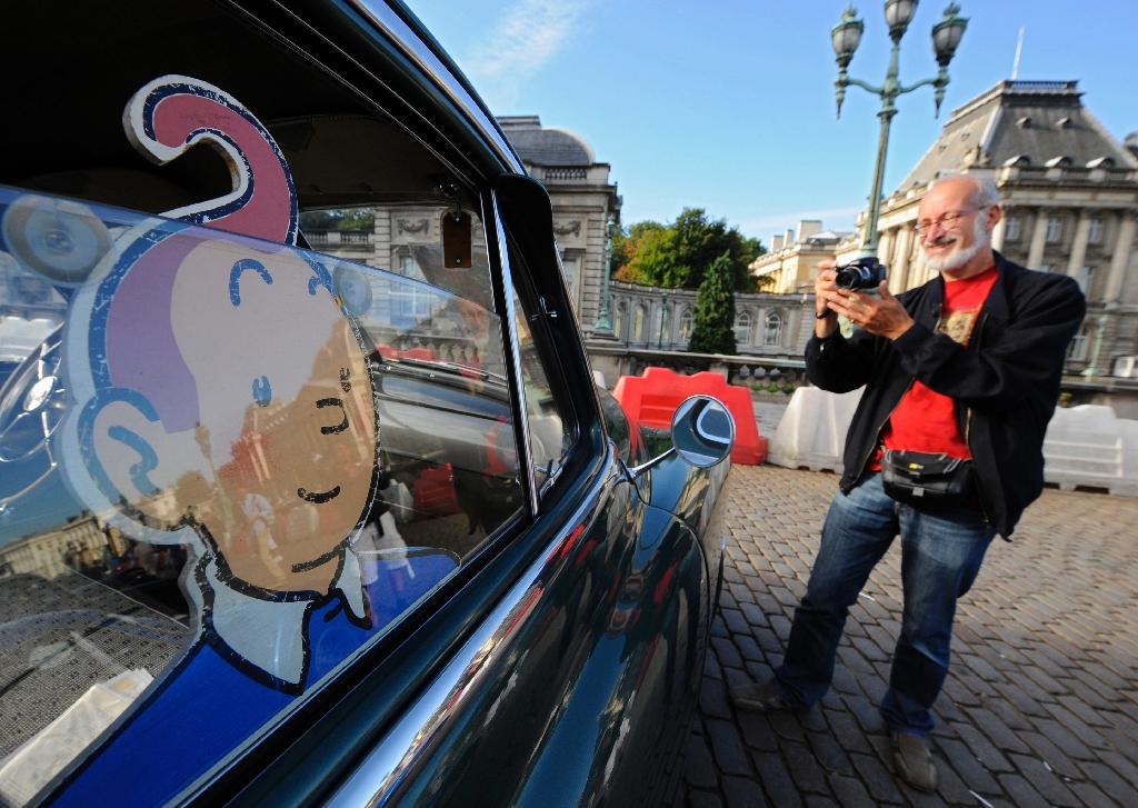 Rare Tintin drawing fetches $1 million in Hong Kong