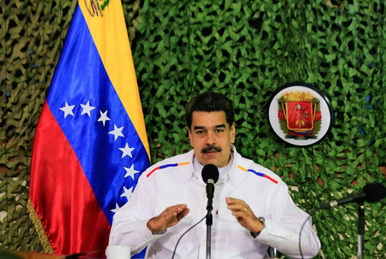 US plans new Russia sanctions over support for Venezuelas Maduro