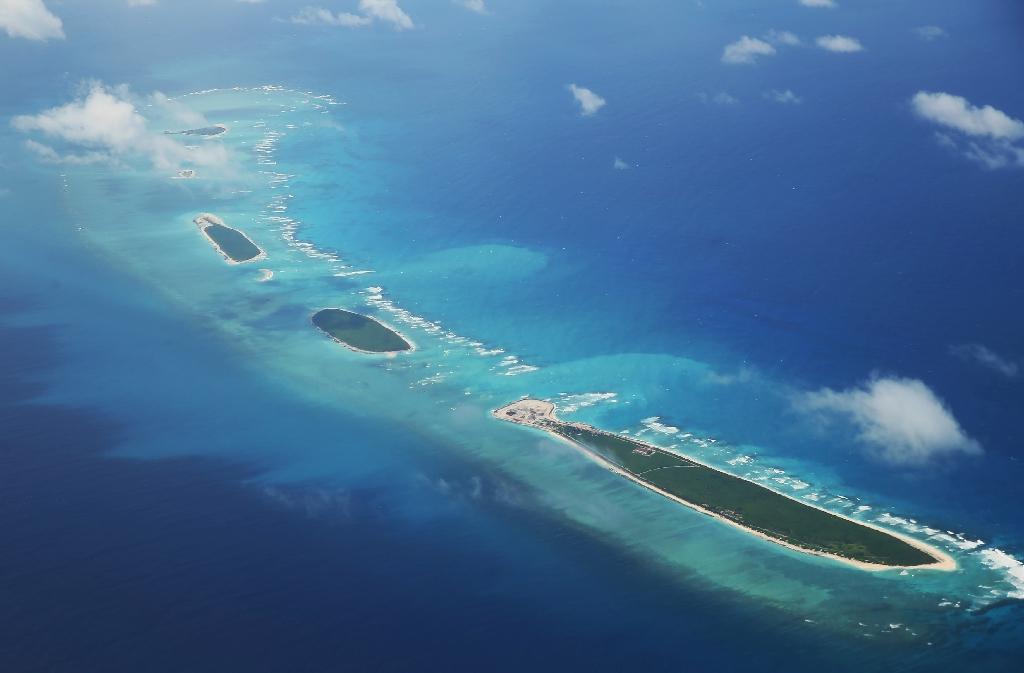 Kapal Nyaris Senggol-senggolan, AS dan Cina Saling Peringatkan