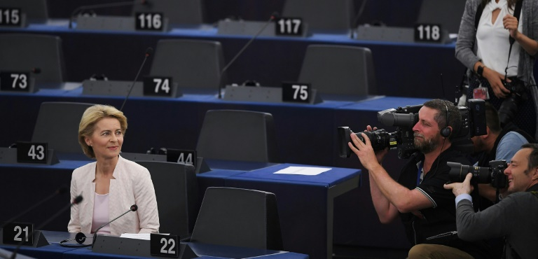 New EU chief doubles down on European way of life tag