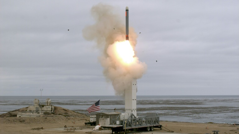 Russia and China blast US missile test