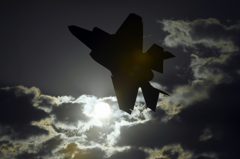 US approves $2.75 bn fighter jet sale to Singapore