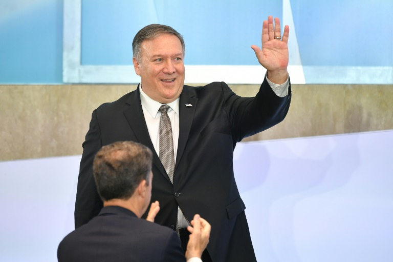 Pompeo announces new global body on religious freedom