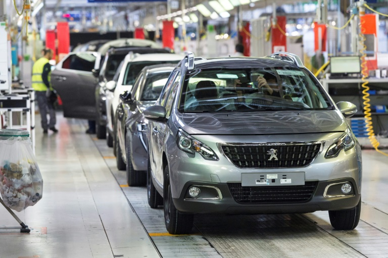 Carmaker PSA in reverse as Chinese sales hit a wall