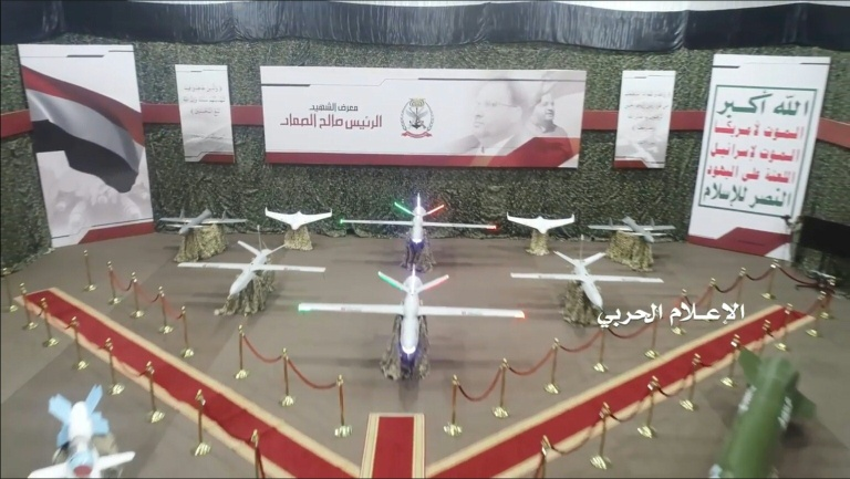 Yemen rebel drones target Saudi airports: coalition