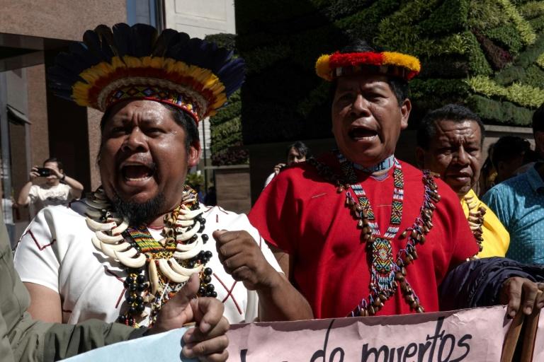 Ecuadorans end Chevron pollution lawsuit in Canada