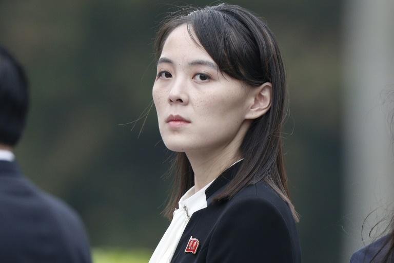 South Korea says mulling leaflet ban after Kims sister threat