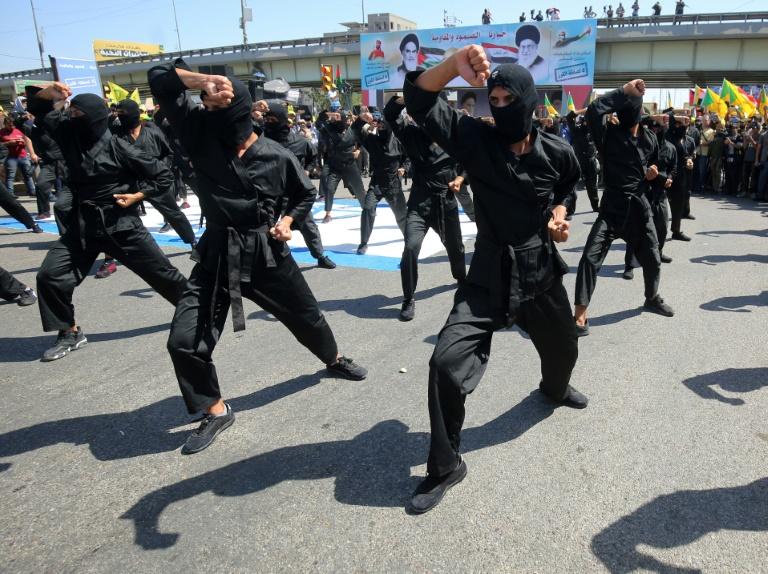 US strikes on pro-Iran group in Iraq kill 25, sparking anger