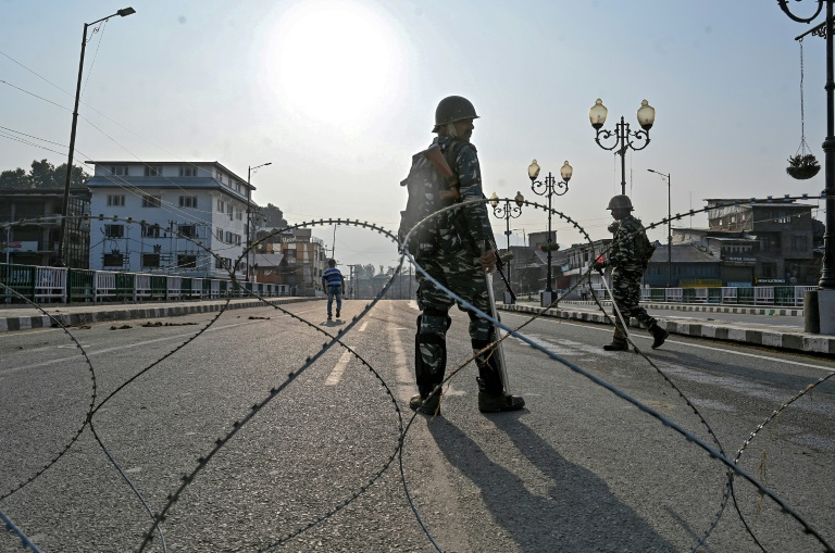 Clampdown on grief in Kashmirs shackled main city