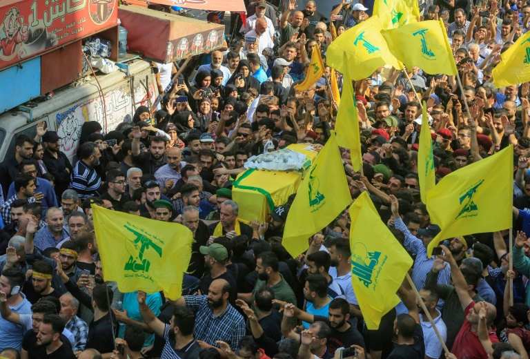 Lebanon says Israel drone attack declaration of war