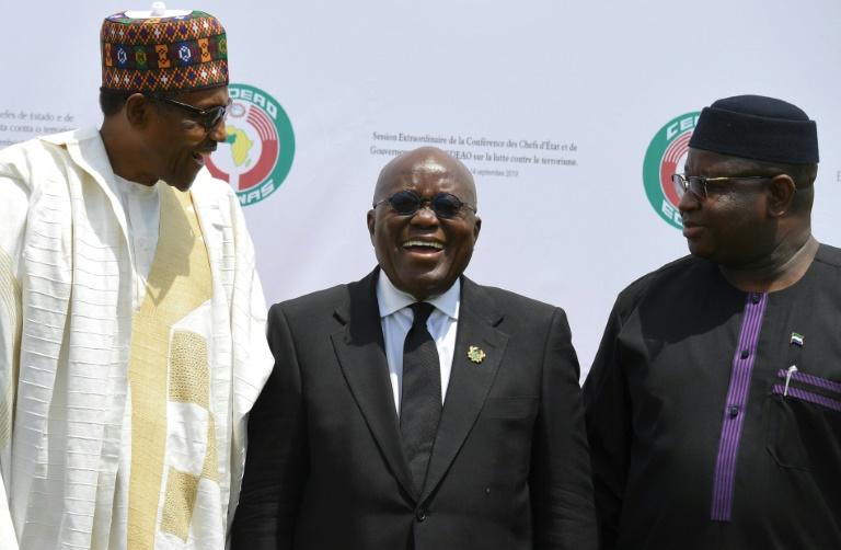 W.African leaders agree billion-dollar anti-jihadist plan