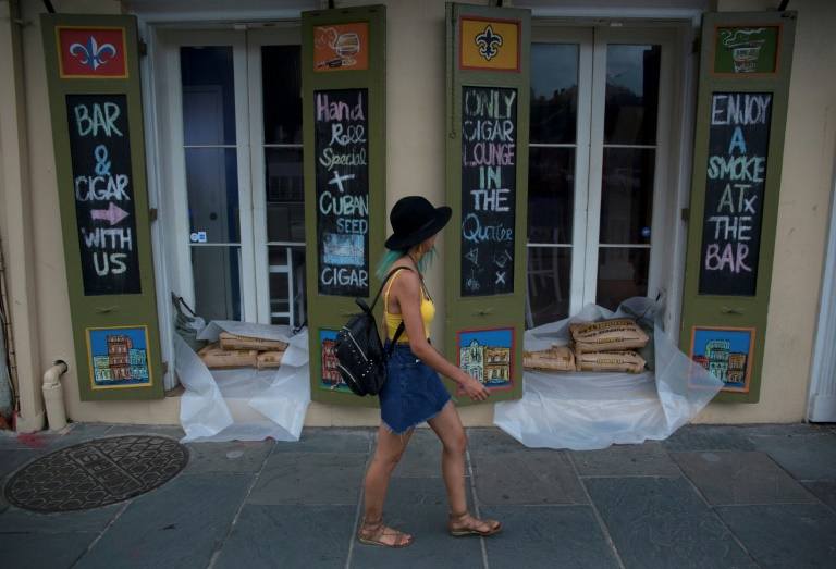Braced for Barry: New Orleans girds for extreme storm