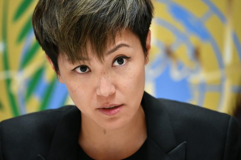 China slams pro-democracy Hong Kong singer as delusional