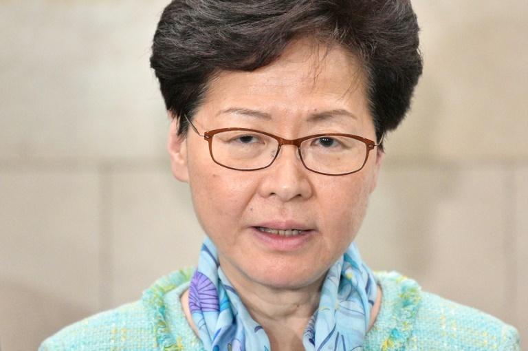 Carrie Lam: Hong Kongs divisive, pro-Beijing leader