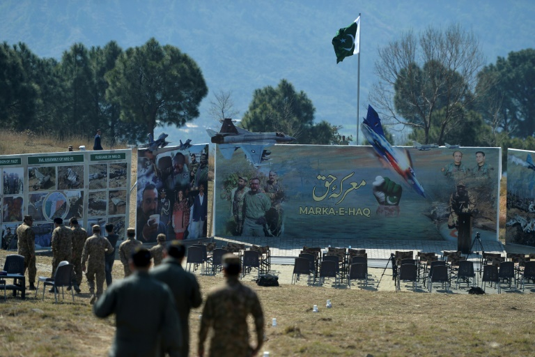Pakistan shoots down Indian drone as Kashmir tensions rise