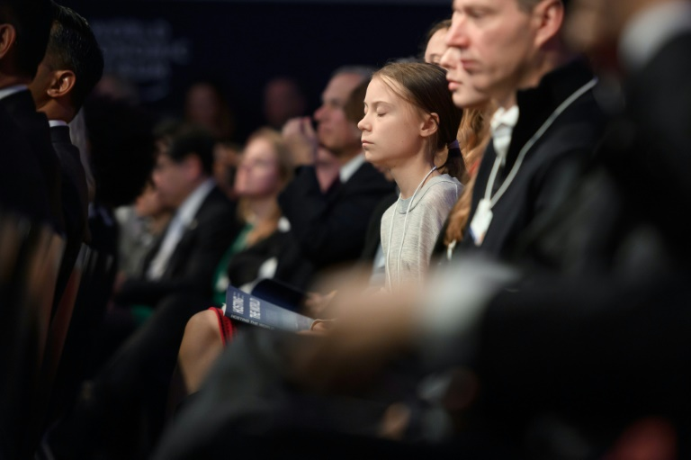 US Treasury Secretary advises Greta Thunberg to go study