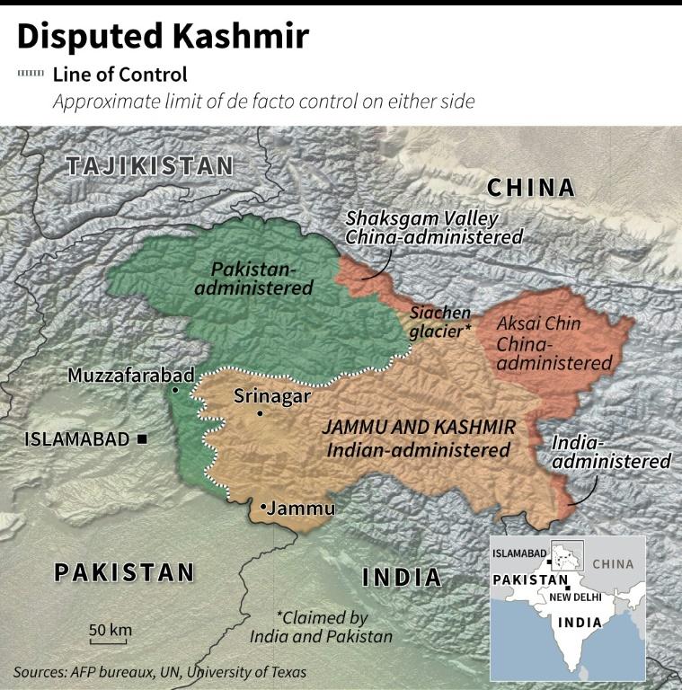 Indian ambassador to UN slams international interference over Kashmir