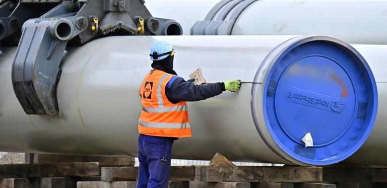 Putin, Xi launch historic Russian gas pipeline to China