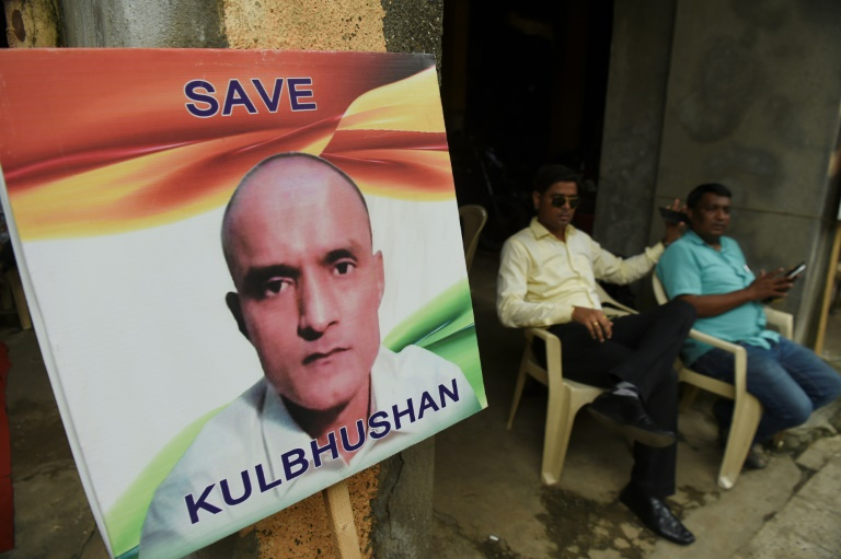 India demands Pakistan release accused spy after world court ruling