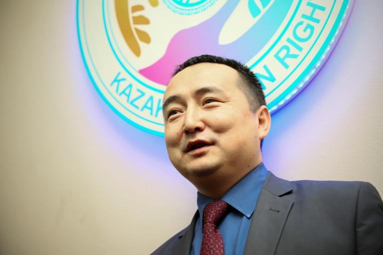 Kazakhstan court frees anti-Beijing activist