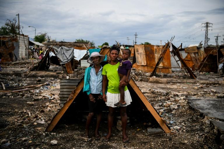 Raped, widowed, homeless: Haitis slum women abandoned to gangs