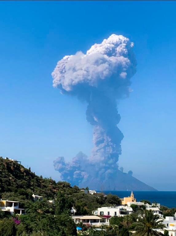 One tourist reported dead in Stromboli volcano eruption