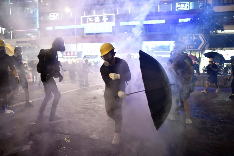 China to weigh in on deepening Hong Kong crisis