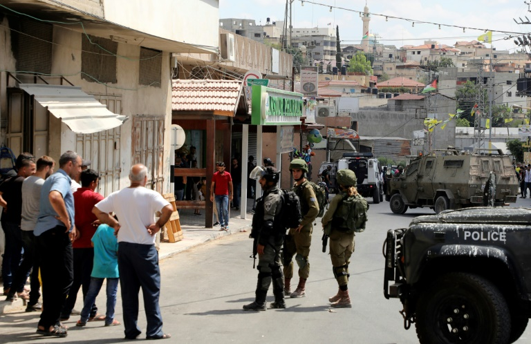 Two Israelis wounded in West Bank stabbing