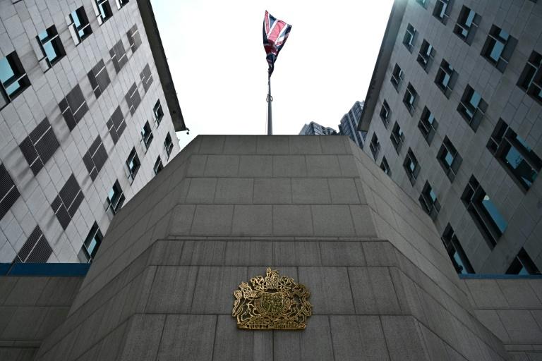 Beijing says holding UKs Hong Kong consulate employee