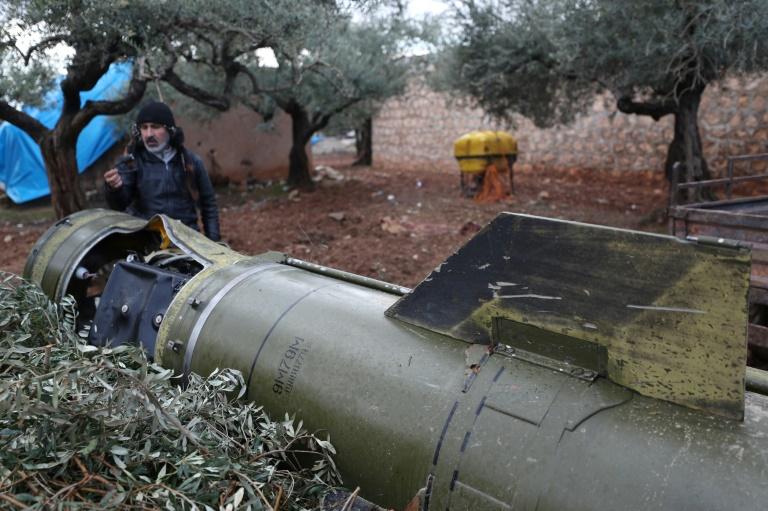 Syria regime fire kills nine in school turned shelter