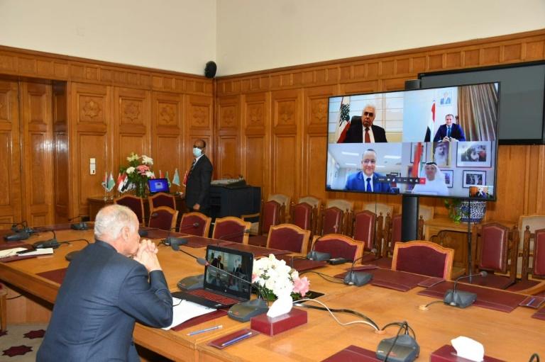 Arab League deems Israeli West Bank annexation a new war crime