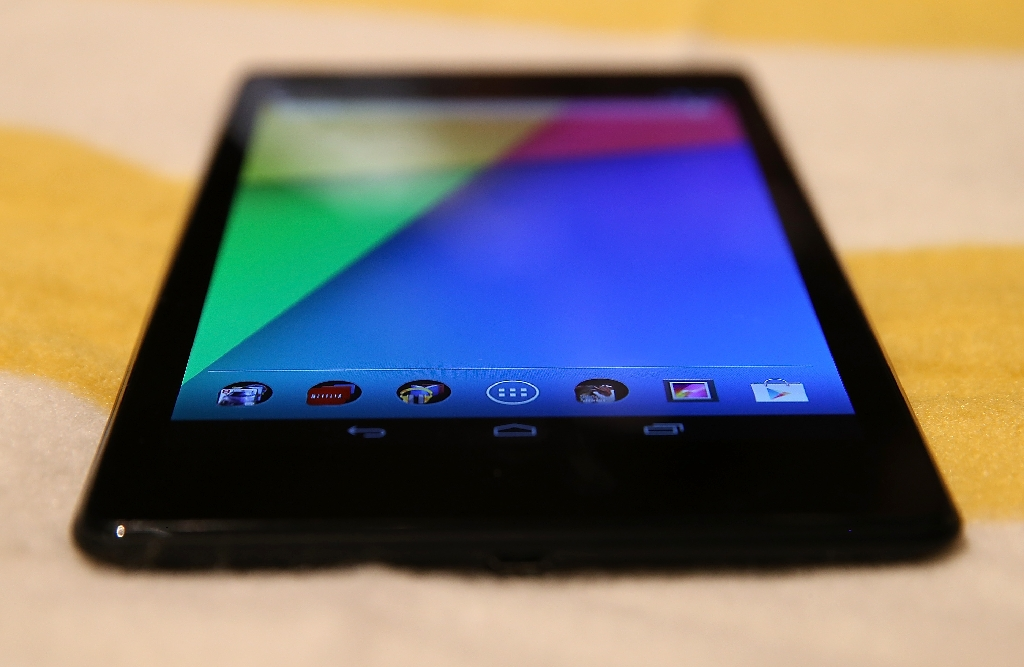 Android grabs more tablet market share