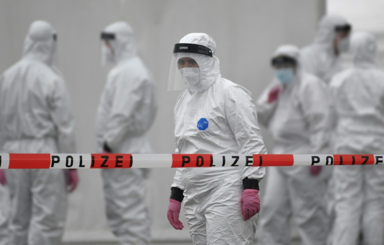 Rise in German virus infections spurs concern