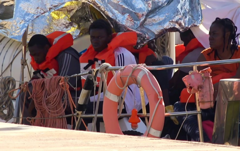 Malta to relocate 65 migrants after rescue ships defy Italy ban