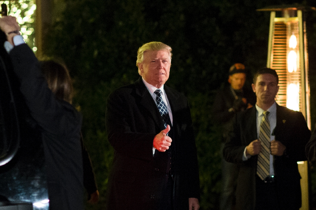 Trump-linked former US official visits Taiwan