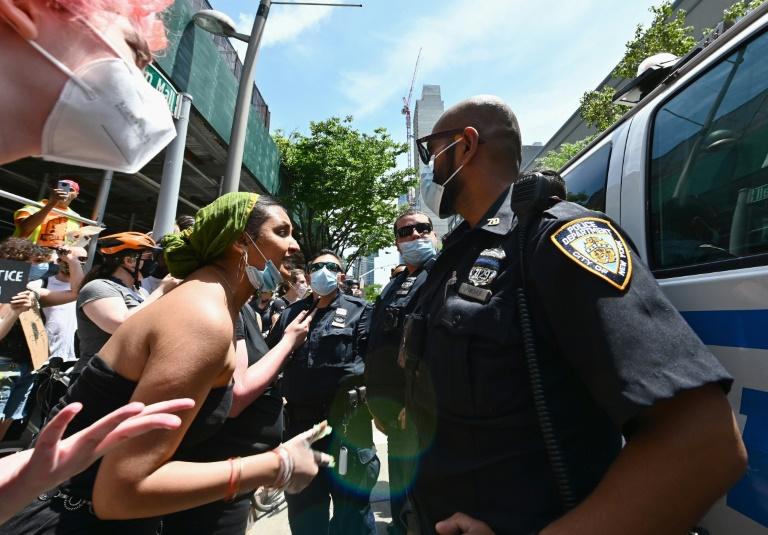 Surge in NYC shootings fuels police reform debate
