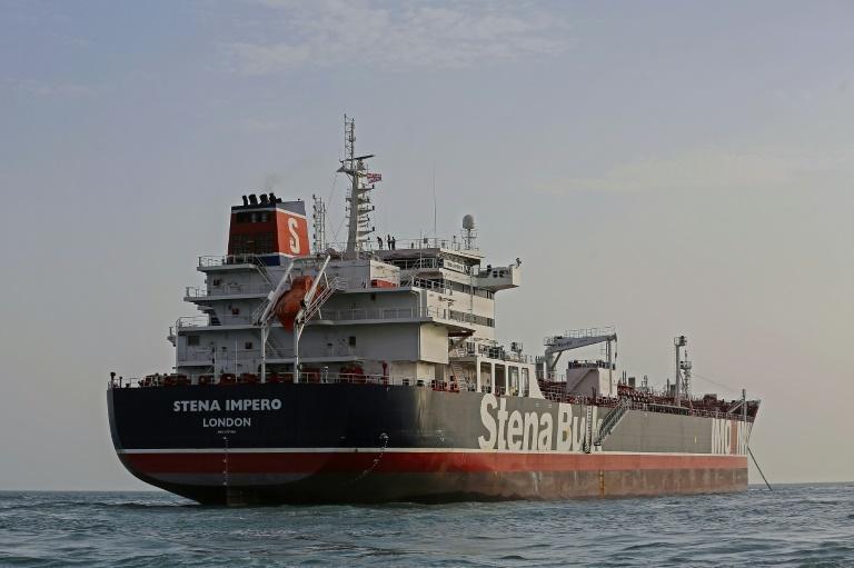 Iran seizes boat in Strait of Hormuz, arrests Filipinos: report