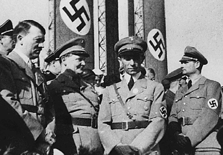 Hitler memorabilia auction in Germany sparks protest
