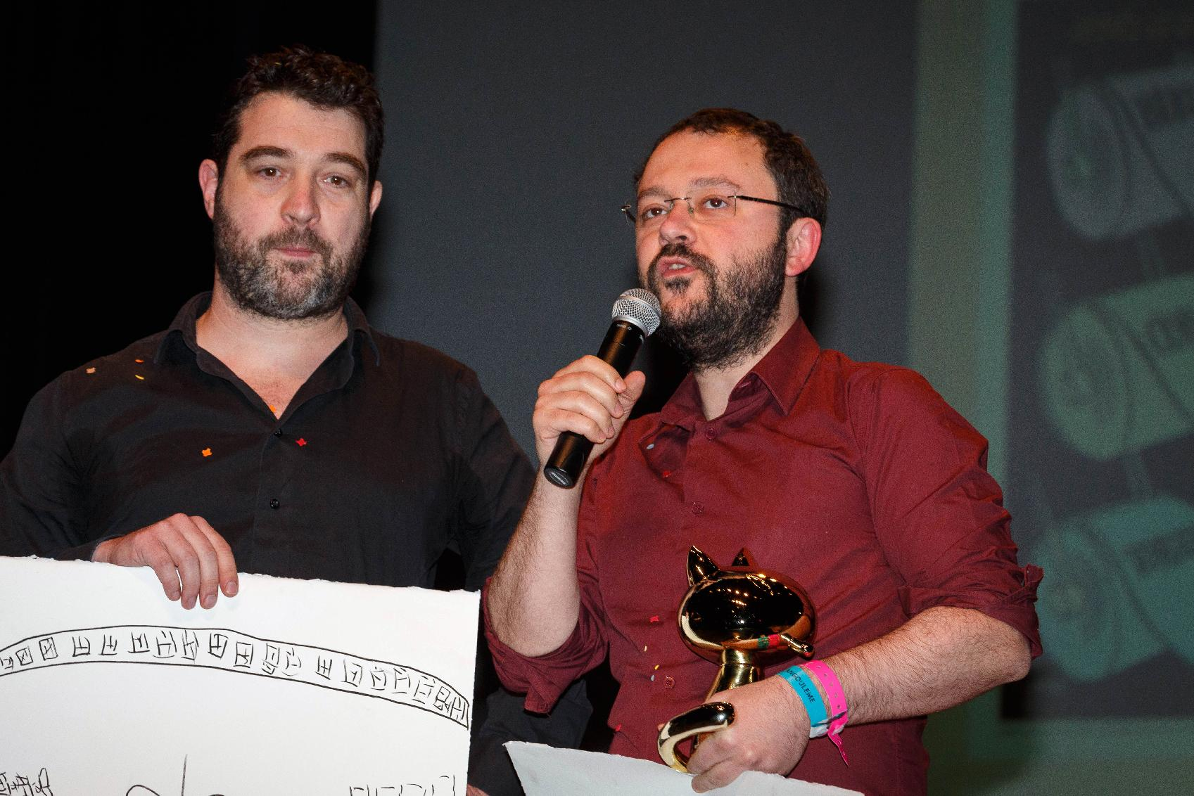 Top comics festival in France honours Charlie Hebdo contributor