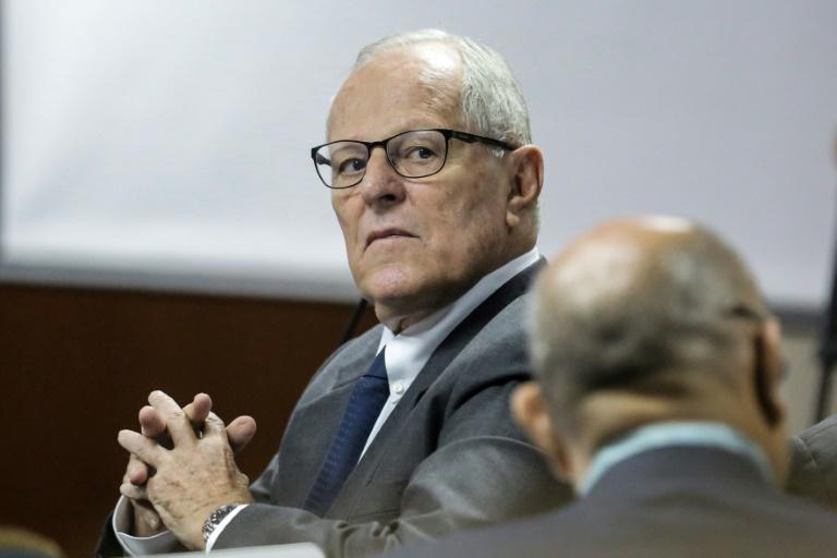 Graft investigators seize Peru ex-presidents properties