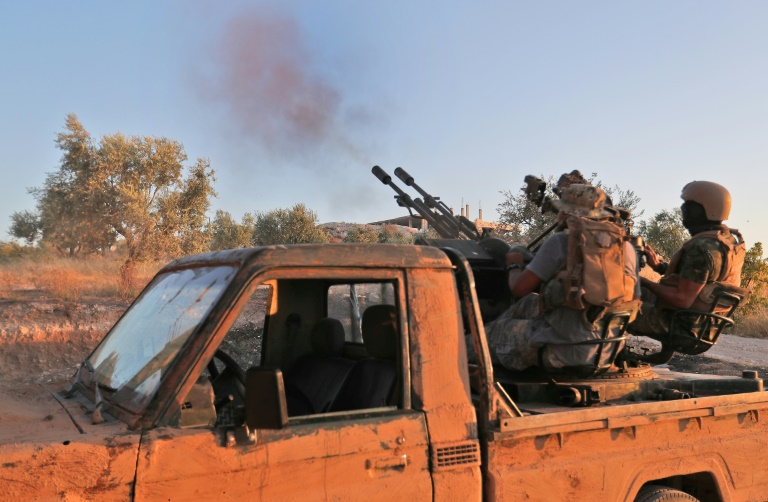 Clashes kill 55 combatants in northwest Syria: monitor