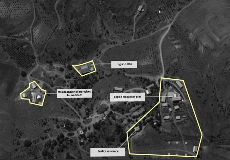 Israeli army says uncovers Hezbollah missile site