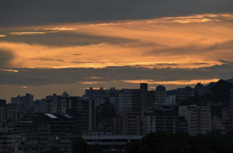 Caracas, other parts of Venezuela hit by massive power cut