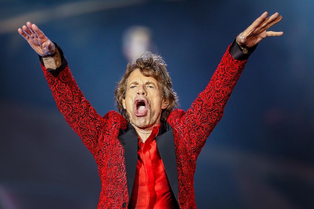 Mick Jagger visits Cuba
