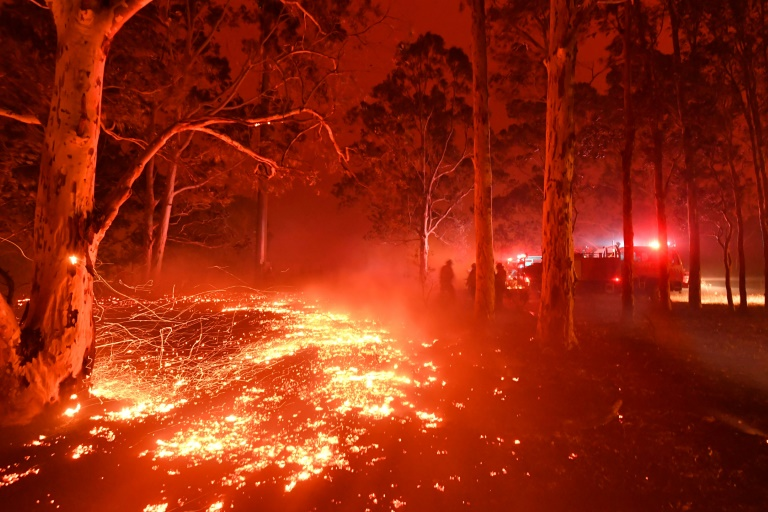 Australia bushfires spark unprecedented climate disinformation