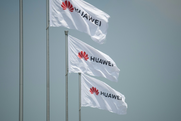 Huawei founder hints at problems with access to western finance